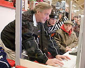 Video review - The visiting Quinnipiac University Bobcats defeated the Harvard University Crimson 3-1 on Wednesday, December 8, 2010, at Bright Hockey Center in Cambridge, Massachusetts.