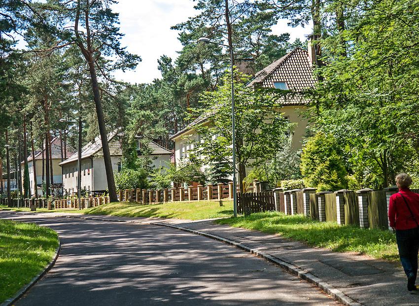 Borne Sulinowo, była baza Północnej Grupy Wojsk Radzieckich