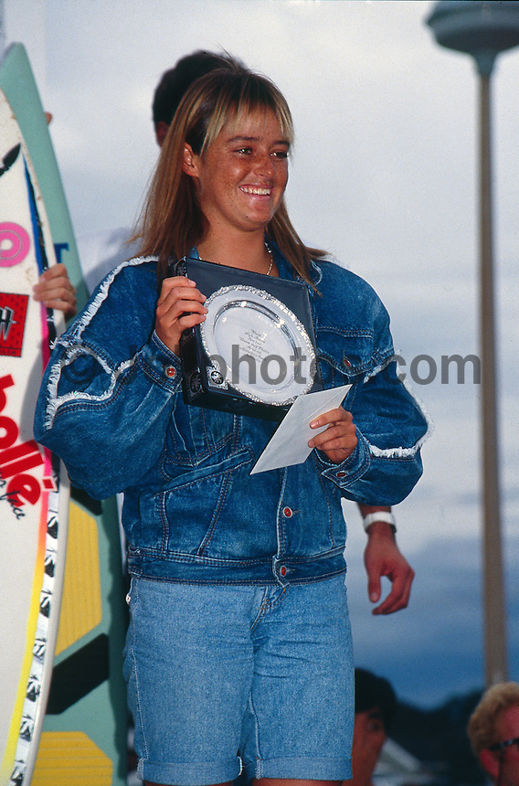 Jodie Holmes (AUS) Narabeen New South Wales 1990. Photo:  joliphotos.com