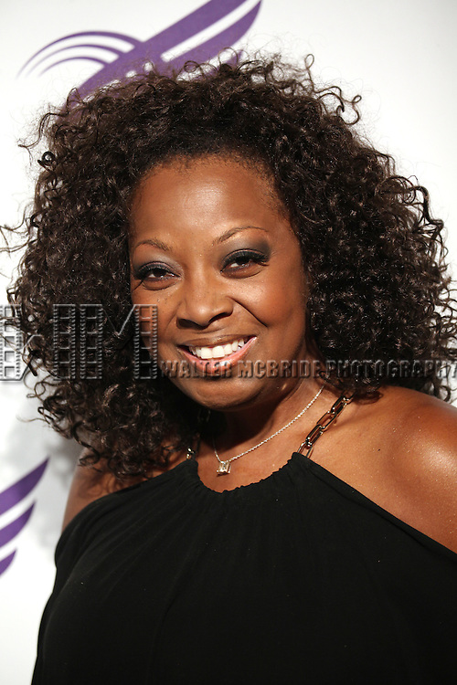 Star Jones attends the American Theatre Wing's annual gala at the Plaza Hotel on Monday Sept. 24, 2012 in New York.