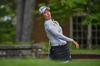 Chella Choi (KOR) watches her tee shot on 14 during round 2 of the U.S. Women's Open Championship, Shoal Creek Country Club, at Birmingham, Alabama, USA. 6/1/2018.<br /> Picture: Golffile | Ken Murray<br /> <br /> All photo usage must carry mandatory copyright credit (&copy; Golffile | Ken Murray)