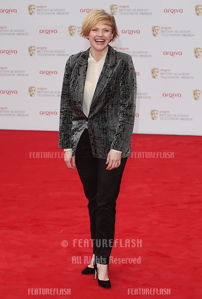 Maxine Peake arriving for the TV BAFTA Awards 2013, Royal Festival Hall, London. 12/05/2013 Picture by: Alexandra Glen / Featureflash