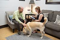 Jesse Grady with Client-Patient Survey