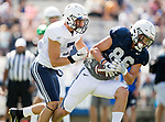 Hanshaw, Bailey 17FTB Prac 8-17 592<br /> <br /> 17FTB Prac 8-17<br /> <br /> BYU Football Fall Camp<br /> <br /> August 17, 2017<br /> <br /> Photo by Jaren Wilkey/BYU<br /> <br /> &copy; BYU PHOTO 2017<br /> All Rights Reserved<br /> photo@byu.edu  (801)422-7322