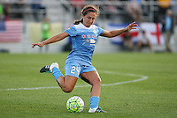 Piscataway, NJ - Saturday Aug. 27, 2016: Danielle Colaprico during a regular season National Women's Soccer League (NWSL) match between Sky Blue FC and the Chicago Red Stars at Yurcak Field.