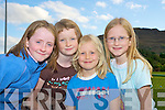 Leah Lynch, Connie Lynch, Alicia Cronin and Ellen Cronin take time to pose for the camera at the Glenflesk fun day on Sunday.   Copyright Kerry's Eye 2008