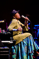 Dee Dee Bridgewater at the Monterey Jazz Festival 2009