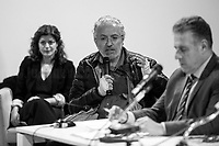 (From L to R) Nappi, Bongiovanni, Di Matteo.<br />