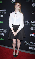 NEW YORK, NY - OCTOBER 10: Molly Bernard at PaleyFest New York's presentation of Younger at the Paley Center for Media in New York City on October 10, 2016. Credit: RW/MediaPunch
