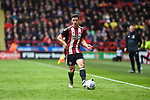 Enda Stevens of Sheffield Utd during the Championship league match at Bramall Lane Stadium, Sheffield. Picture date 28th April, 2018. Picture credit should read: Harry Marshall/Sportimage