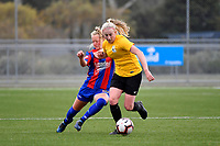 20181013 National Women's League - Capital v WaiBOP