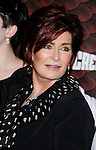 "LOS ANGELES, CA. - October 18: Sharon Osbourne  arrives at the Spike TV's ""Scream 2008"" Awards at The Greek Theater on October 18, 2008 in Los Angeles, California."