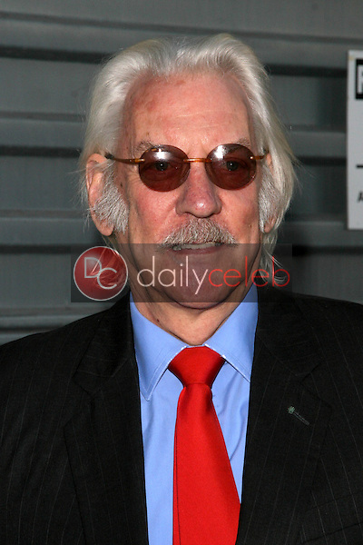 Donald Sutherland<br />at Hollywood Life Magazine's 10th Annual Young Hollywood Awards. Avalon, Hollywood, CA. 04-27-08<br />Dave Edwards/DailyCeleb.com 818-249-4998