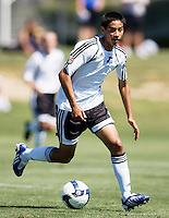 2009 US Soccer Academy Showcase Finals at Home Depot Center in Carson, California Saturday July 11, 2009. .