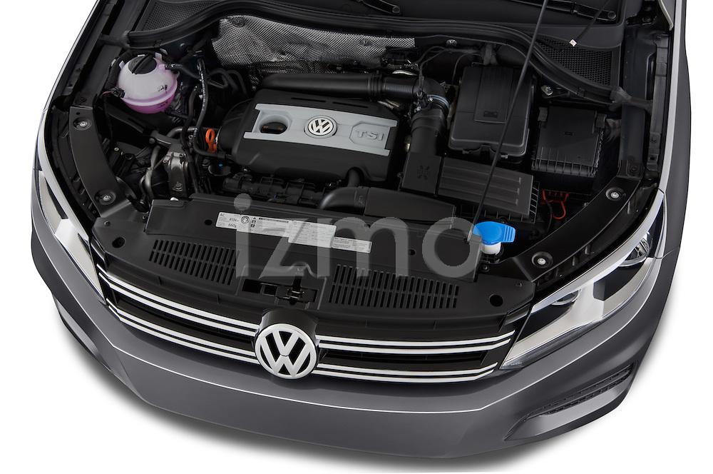 2012 Volkswagen Tiguan S 1A