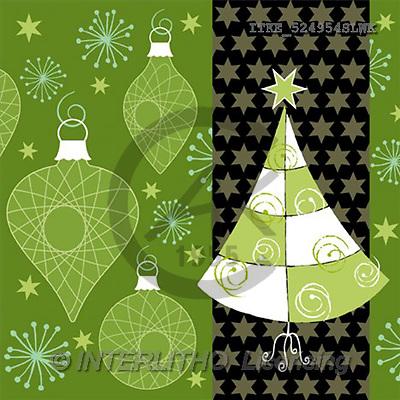 Isabella, CHRISTMAS SANTA, SNOWMAN, napkins, paintings(ITKE524954SLWK,#X#,#SV#)