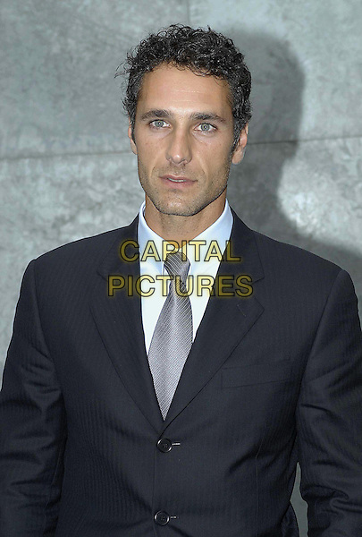 RAUL BOVA.Armani's Spring-Summer 2007 men's collection, during Milan's fashion shows, Milan, Italy..June 28th, 2006 .Ref: OME.headshot portrait.www.capitalpictures.com.sales@capitalpictures.com.© Capital Pictures.