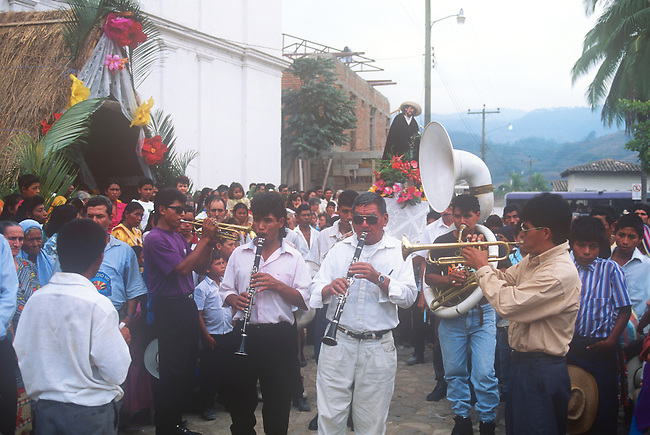 San Jose Fair, Copan Ruinas, Honduras..