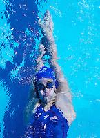 PICTURE BY VAUGHN RIDLEY/SWPIX.COM - Swimming - 12th FINA World Championships - Rod Laver Arena, Melbourne, Australia -  30/03/07...Copyright - Simon Wilkinson - 07811 267706...Great Britain's Elizabeth Simmonds competes in the Women's 200m Backstroke Heats.