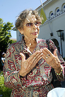 "FILE PHOTO / Natalia Revuelta Clews, known as Naty, was notorious for her affair with Fidel Castro which resulted in the birth of their daughter Alina Fernandez while both were married to different partners. ""Naty Revuelta"" died in Havana, Cuba in February, 2015, at age 89. Credit: Jorge Rey/MediaPunch"