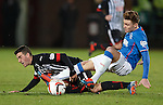Lewis Macleod and Shaun Byrne