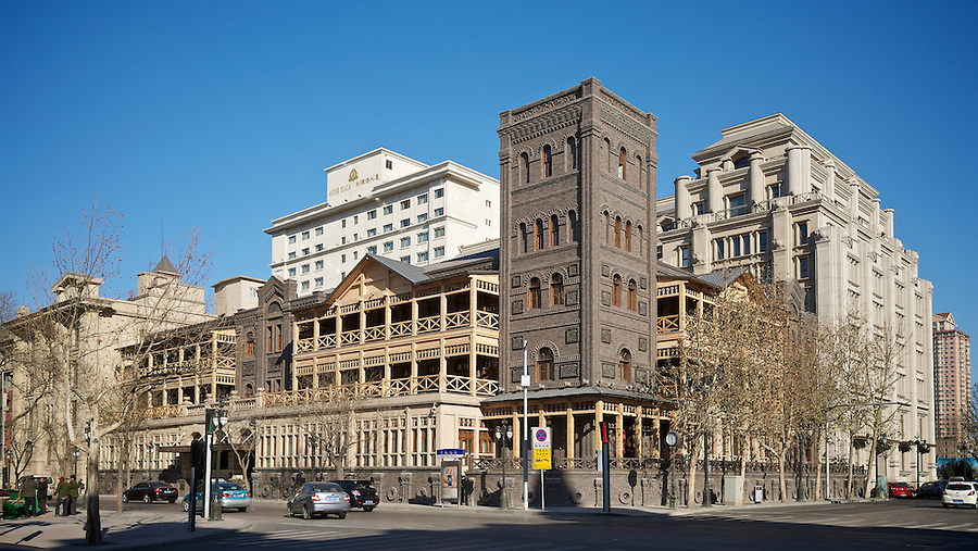 The Astor Hotel, Tianjin (Tientsin), Looking Magnificent After Restoration.