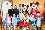 Little Leaders Playschool : Pictured at the opening of Little Leaders Playschool at the Ceolan Centre, Lixnaw on Saturday last were Christina Lovett, proprietor, John Griffin & Paul Galvin.