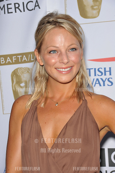 """""""Damages"""" star Anastasia Griffith at BAFTA/LA's sixth annual TV Tea Party to celebrate the Emmys at the Intercontinental Hotel, Century City..September 20, 2008  Los Angeles, CA.Picture: Paul Smith / Featureflash"""