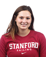 Stanford, CA - September 20, 2019: Sophia Sole, Athlete and Staff Headshots