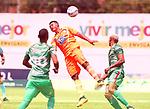 Envigado venció 2-1 a Patriotas. Fecha 9 Liga Águila II-2018.