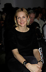 Kelly Rutherford (Generations, Loving, Melrose Place, Gossip Girl) - front row at Runway Show presented by RUSK during the fall/winter 2014 Nolcha Fashion Week - spotlighting independent designers on February 12, 2014 at Pier 59, New York City, New York.  (Photo by Sue Coflin/Max Photos)