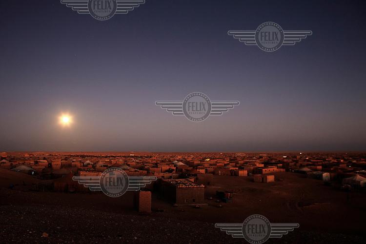 Smara Saharawi refugee camp.