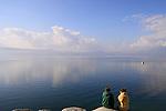 Israel, Kibbutz Ein Gev by the Sea of Galilee