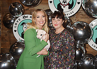 LOS ANGELES, CA - NOVEMBER 06: Hilary Duff (L) and Sasha Abelson attend Love Leo Rescue's 2nd Annual Cocktails for a Cause at Rolling Greens Los Angeles on November 06, 2019 in Los Angeles, California.<br /> CAP/ROT/TM<br /> ©TM/ROT/Capital Pictures