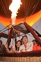 20120210 Hot Air Balloon Cairns 10 February