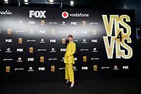 Najwa Nimri attends to Vis a Vis season 4 premiere at Callao City Lights cinema in Madrid, Spain. November 29, 2018. (ALTERPHOTOS/A. Perez Meca) /NortePhoto.com