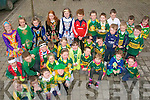 Listowel St Patrick's Day: Pupils from Dromclough NS attending the St Patrick's Day Parade in Listowel
