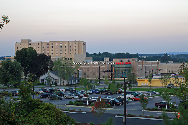 View of Hollywood Slots in Bangor, Maine