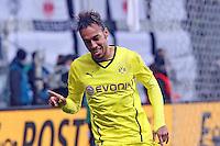11.02.2013: Eintracht Frankfurt vs. Borussia Dortmund
