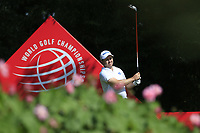 Richard Sterne (RSA) on the 2nd tee during the 2nd round of the WGC HSBC Champions, Sheshan Golf Club, Shanghai, China. 01/11/2019.<br /> Picture Fran Caffrey / Golffile.ie<br /> <br /> All photo usage must carry mandatory copyright credit (© Golffile   Fran Caffrey)