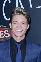 """LOS ANGELES - FEB 27:  Connor Finnerty at the """"Cats"""" Play Opening at the Pantages Theater on February 27, 2019 in Los Angeles, CA"""