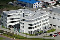 Heidland: EUROPA, DEUTSCHLAND, SCHLESWIG- HOLSTEIN, REINBEK, (GERMANY), 06.10.2008:Gewerbegebiet Haidland in Reinbek, Senefelder Ring, Michaelis, Igepa, Luftbild, Air,  c o p y r i g h t : A U F W I N D - L U F T B I L D E R . de G e r t r u d - B a e u m e r - S t i e g 1 0 2, 2 1 0 3 5 H a m b u r g , G e r m a n y P h o n e + 4 9 (0) 1 7 1 - 6 8 6 6 0 6 9 E m a i l H w e i 1 @ a o l . c o m w w w . a u f w i n d - l u f t b i l d e r . d eK o n t o : P o s t b a n k H a m b u r g B l z : 2 0 0 1 0 0 2 0  K o n t o : 5 8 3 6 5 7 2 0 9C o p y r i g h t n u r f u e r j o u r n a l i s t i s c h Z w e c k e, keine P e r s o e n l i c h ke i t s r e c h t e v o r h a n d e n, V e r o e f f e n t l i c h u n g n u r m i t H o n o r a r n a c h M F M, N a m e n s n e n n u n g u n d B e l e g e x e m p l a r !