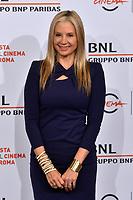 Mira Sorvino<br /> <br /> Drowning Photocall <br /> Roma 20-10-2019 Auditorium Parco della Musica <br /> Rome Film festival <br /> Photo Massimo Insabato / Insidefoto