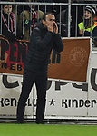 08.11.2019,  GER; 2. FBL, FC St. Pauli vs VfL Bochum ,DFL REGULATIONS PROHIBIT ANY USE OF PHOTOGRAPHS AS IMAGE SEQUENCES AND/OR QUASI-VIDEO, im Bild Trainer Jos Luhukay (Pauli)  Foto © nordphoto / Witke *** Local Caption ***