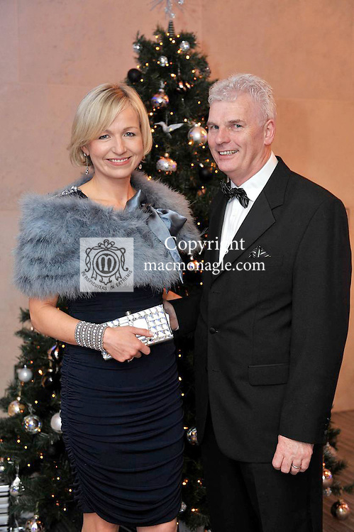 Mary Rose Hickey and Gerry Browne, Hotel Europe & Resort pictured at the Kerry Hotels Federation dinner in the Hotel Europe & Resort, Killarney last weekend..Picture by Don MacMonagle.