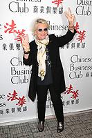 Veronique de VILLELE - Chinese Business Club a l'occasion de la Journee Internationale de la Femme - 8 mars 2017 - Paris - France