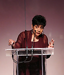 Phylicia Rashad during the SDC Foundation presents The Mr. Abbott Award honoring Kenny Leon at ESPACE on March 27, 2017 in New York City.