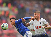Tottenham Hotspur v Cardiff City - 06.10.2018