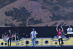 30.06.2012. Concert ´El Pescao' during Rock in Rio Festival 2012 in Madrid. (Alterphotos/Marta Gonzalez)