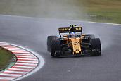 6th October 2017, Suzuka Circuit, Suzuka, Japan; Japanese Formula One Grand Prix, Friday Free Practice; Jolyon Palmer - Renault Sport F1 Team